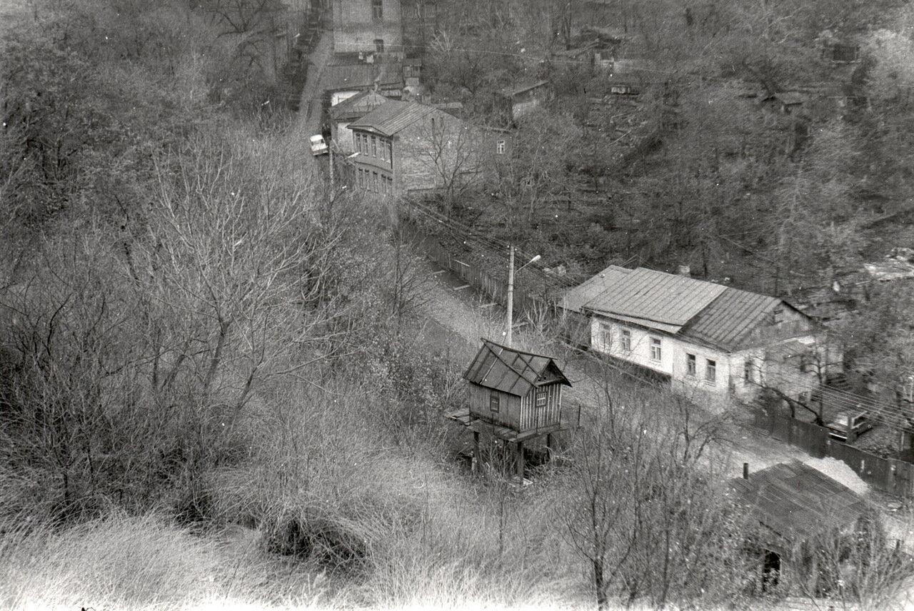 Ул. Петровская в 1981 году