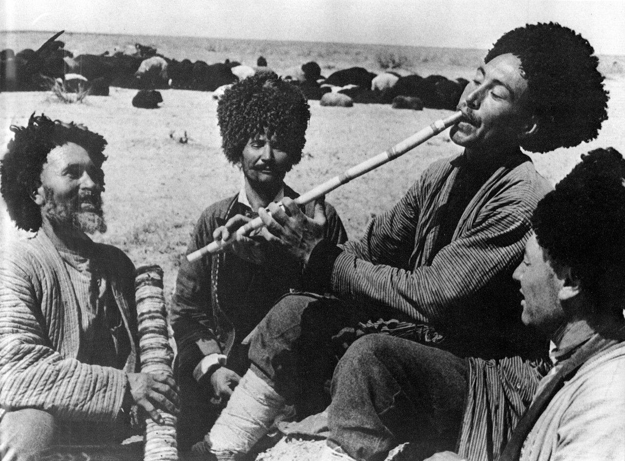Мелодия Каракумов. 1928 год.