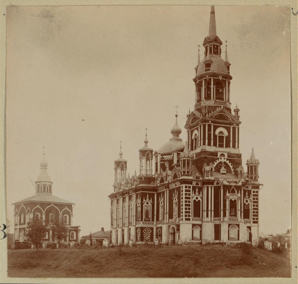 Можайский Николаевский собор. 1911.