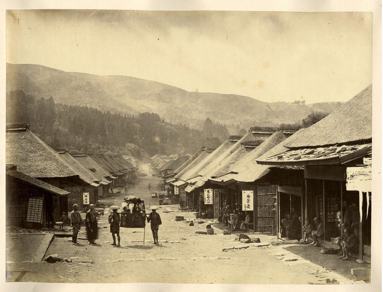 Деревня Хаконе