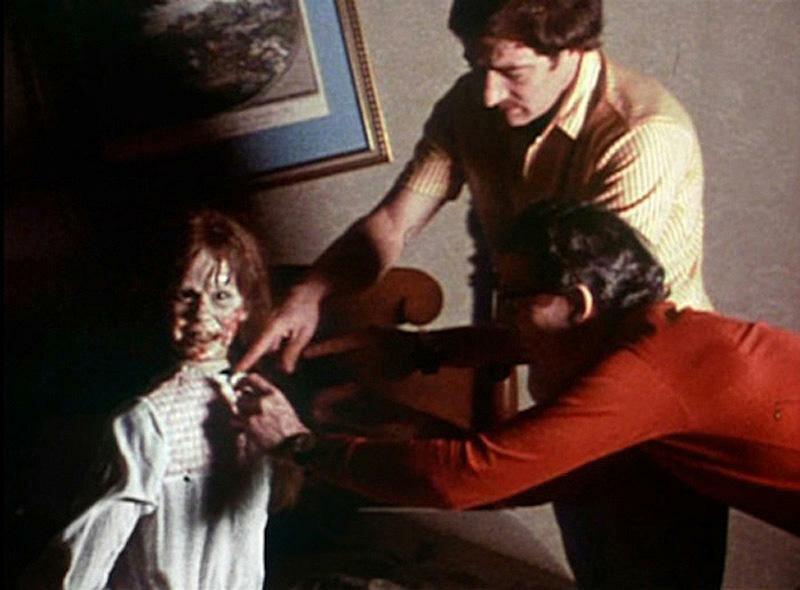1973. Экзорцист