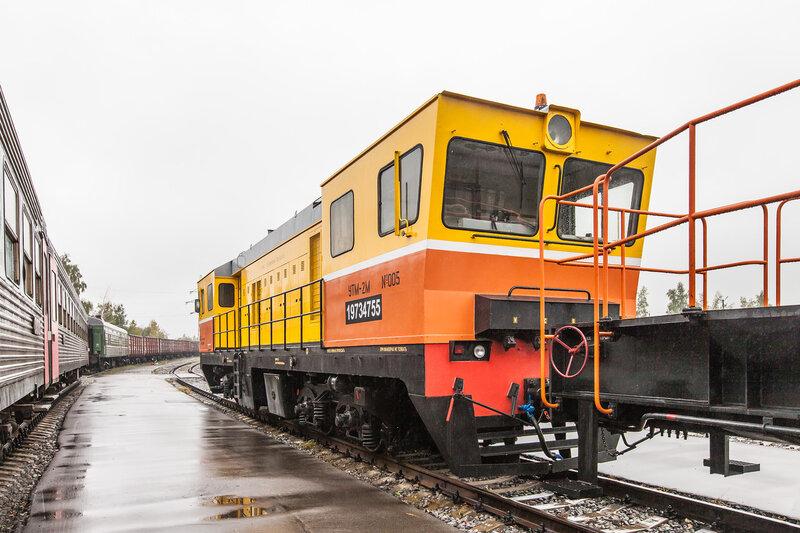 Модуль тяговый УТМ-2М
