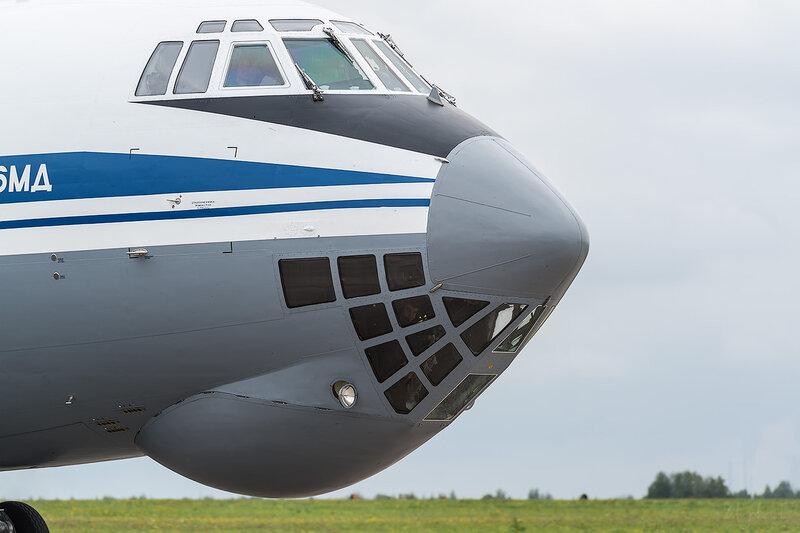 Ильюшин Ил-76МД (RF-78807) ВВС России D802432
