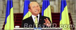 Президент Румынии заявил о желании объединиться с Молдавией