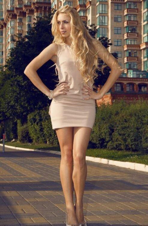 Девушки в полный рост блондинки фото 759-654