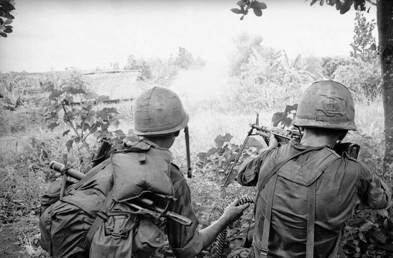Vietnam War: U.S. Guns 1965