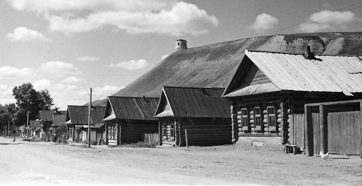 Подмонастырка, 1953 год.