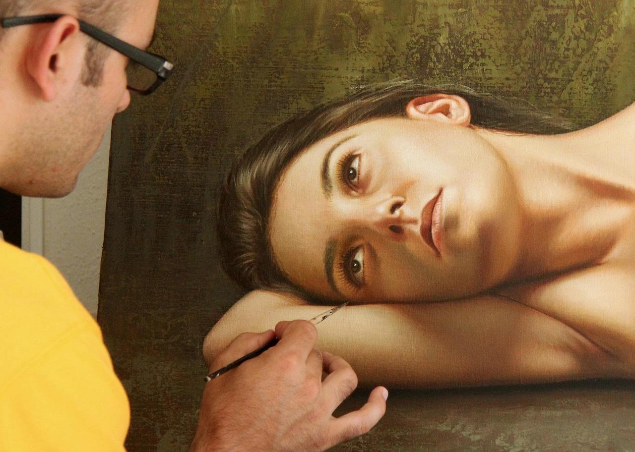 реализм в изобразительном искусстве: