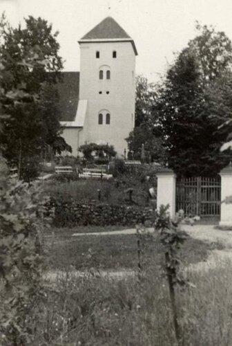 Калнамуйжская лютеранская церковь