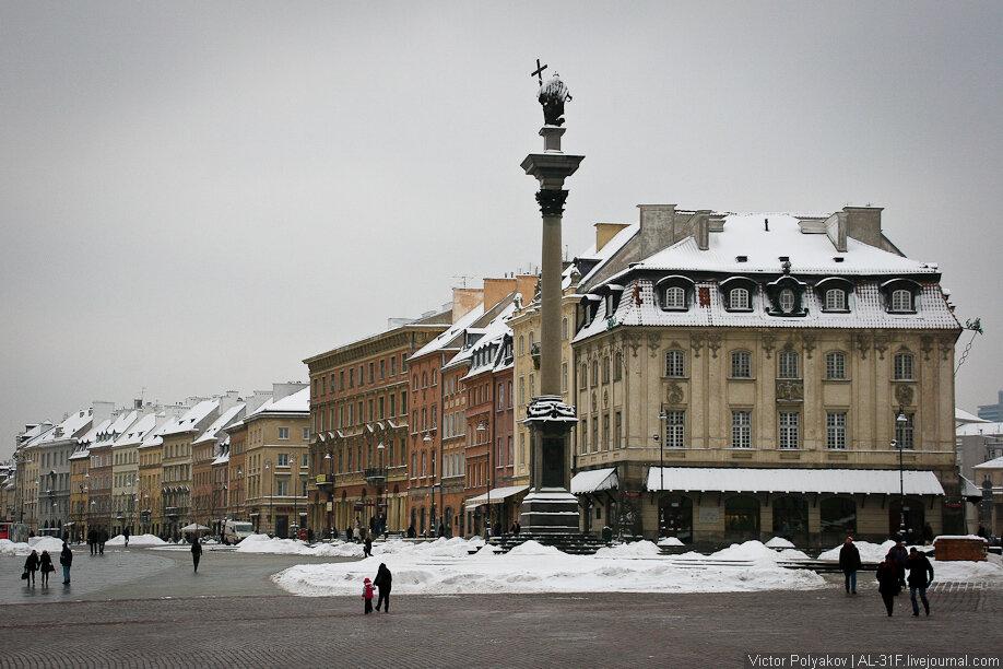 Warszawa / Варшава
