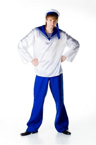 Мужской карнавальный костюм Моряк
