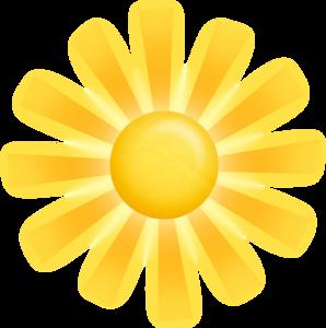 солнце на прозрачном фоне картинка