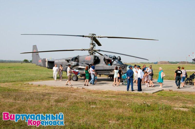 Кореновск. День ВВС и день открытых дверей на Кореновской авиабазе 18082013. Фото проекта
