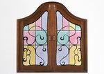 スタンダードな木製のドアやステンドグラスの窓、アンティークの扉や和風の引き戸、障子など多種多様なドア・窓の写真を収録。