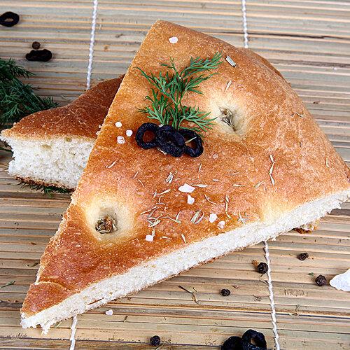Рецепт фокачча с фото итальянская постная лепешка