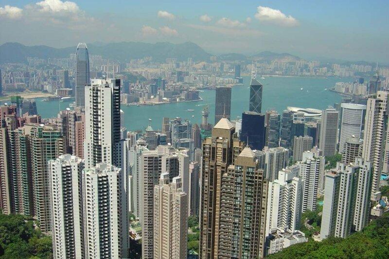 Китай стремится ввысь: от небоскребов до смартфонов