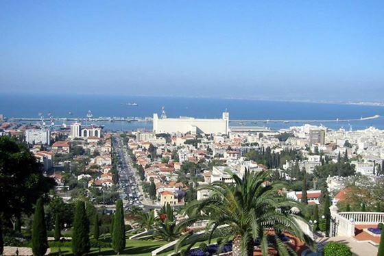 Земля обетованная. Израиль