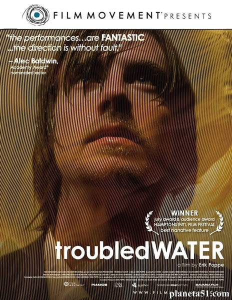Мутная вода / Неспокойная вода / DeUsynlige / Troubled Water (2008/BDRip/BDRip-720p)