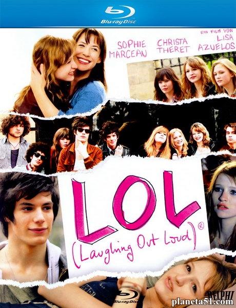 LOL [ржунимагу] / LOL (Laughing Out Loud) (2008/BDRip/HDRip)