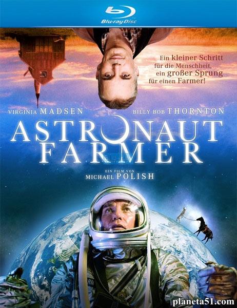 Астронавт Фармер / The Astronaut Farmer (2006/HDRip)
