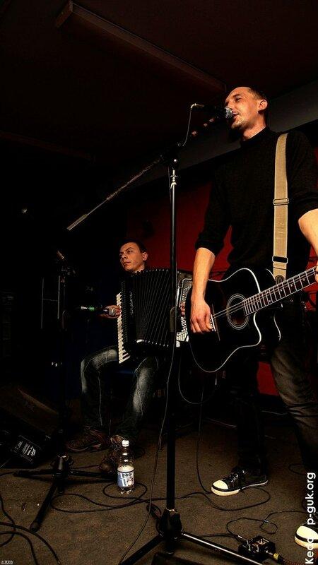 вокал и гитара