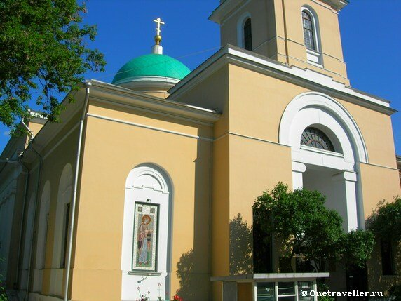 Свято-Данилов монастырь