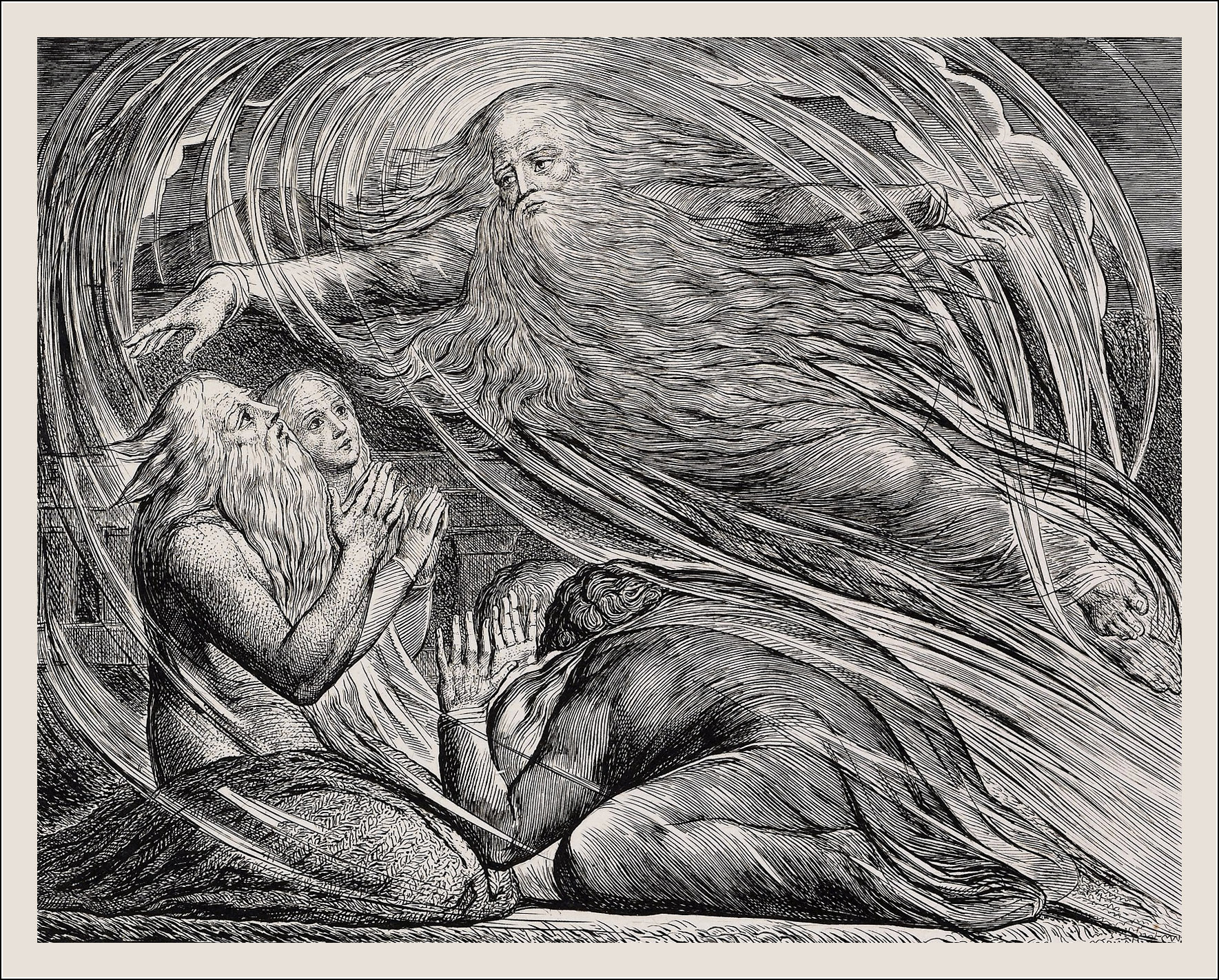 William Blake, Book of Job
