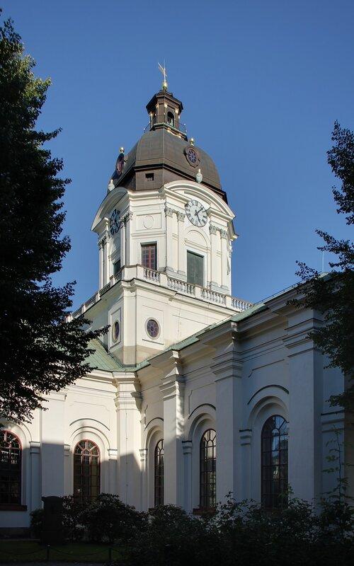 Стокгольм, церковь Адольфа Фредерика. Adolf Fredriks kyrka