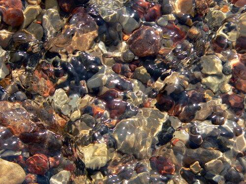 Ручеек из вод  священной Ганги