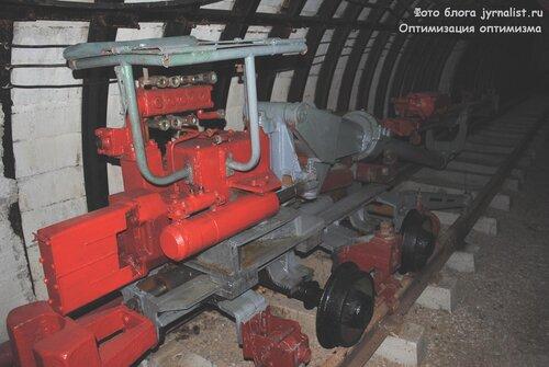учебная шахта музей в Свердловске Луганской области