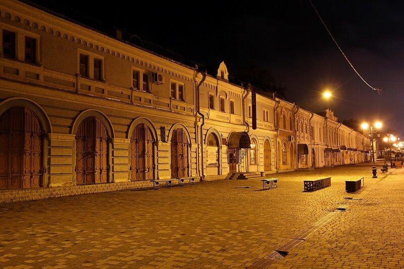 Здание краеведческого музея на ул. Спасской (старинные торговые ряды) IMG_7731
