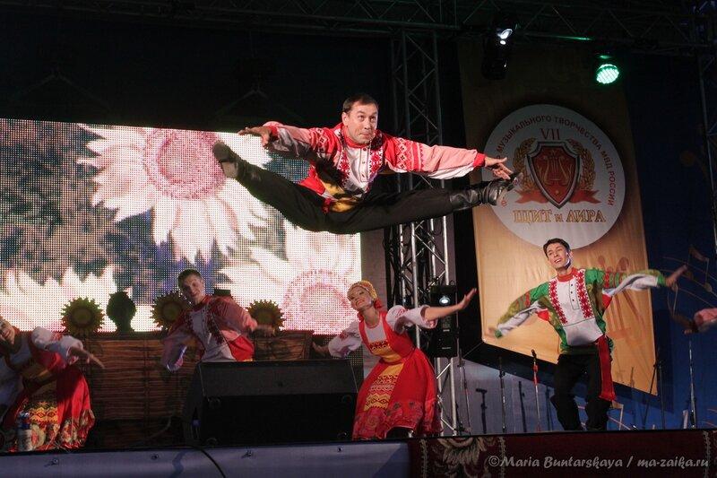 Фестиваль 'Золотые огни Саратова / Щит и лира', Саратов, 30 июня 2013 года