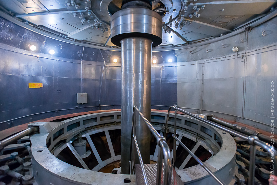 краткая схема работы ГЭС