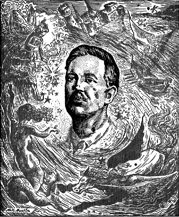 10. Эдвард Джон Мортон Дракс Планкетт, восемнадцатый барон Дансени (1878-1957)