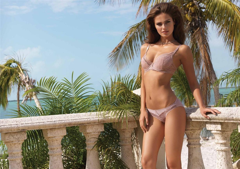 Xenia Deli / Ксения Дели в нижнем белье  Maddam Underwear by Yeni Inci / 2013