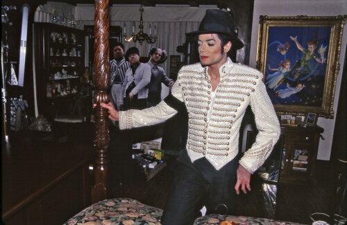 Michael Jackson, Life Magazine, 1997