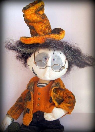 кукла Шляпник