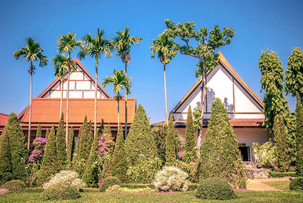 Тайланд. Тропический сад НонгНуч– часть2