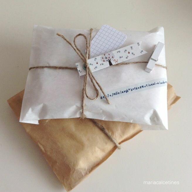 Мягкая упаковка подарков