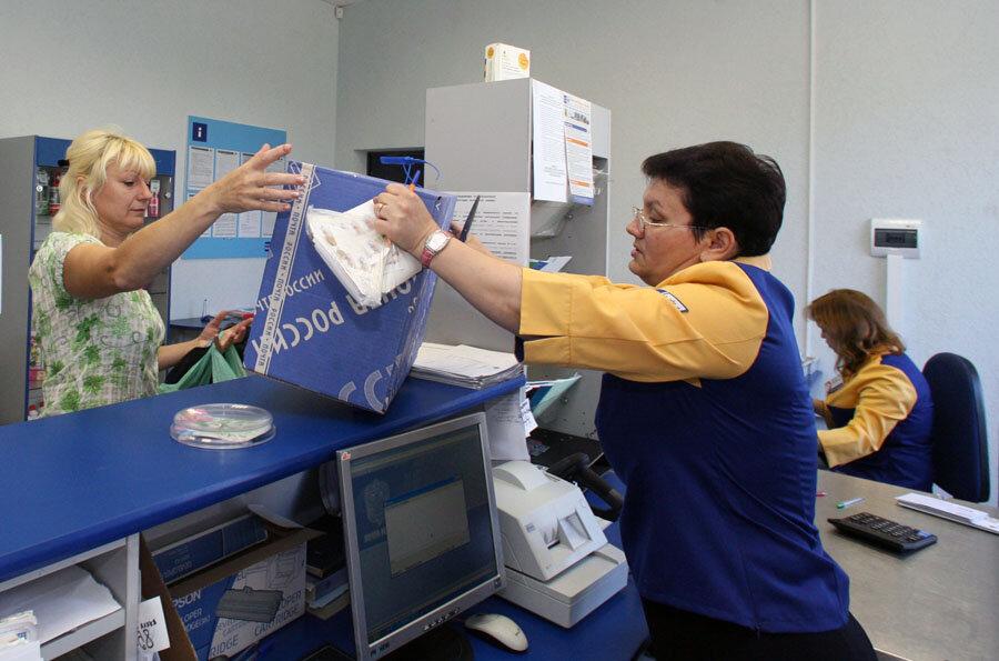 Включенный фаллоимитатор вызвал переполох на кировской почте