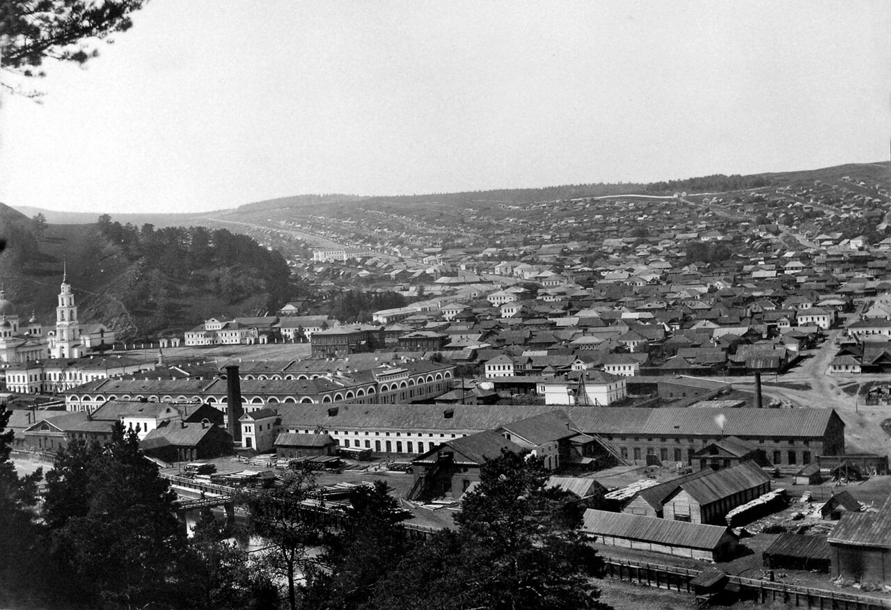 1890-е. Центр города.