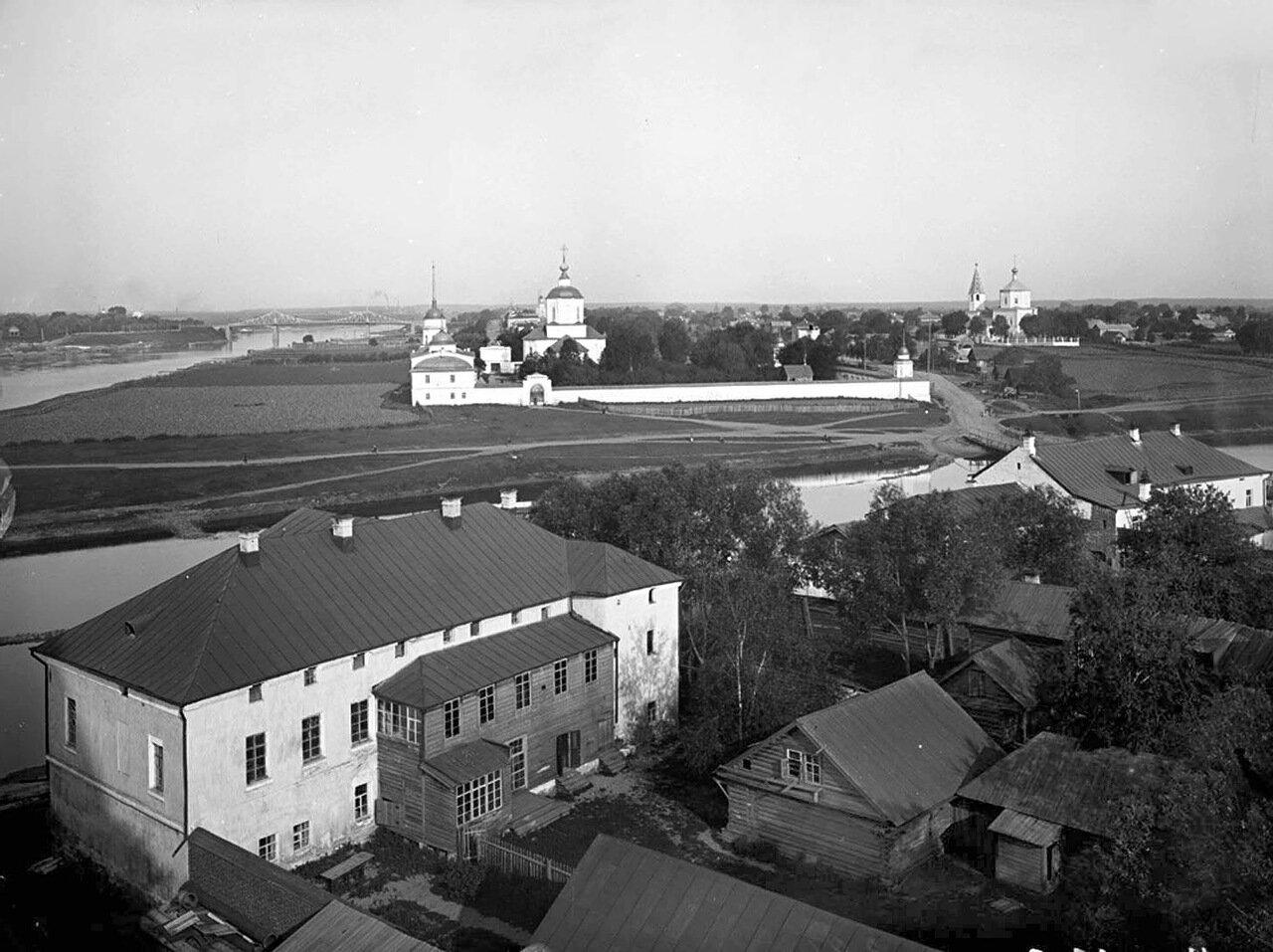 Отроч мужской монастырь. 1903 г.