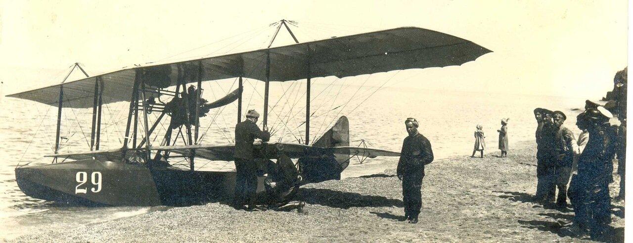 Гидросамолет Щетинина и Григоровича. Тип М-2 (М-4)