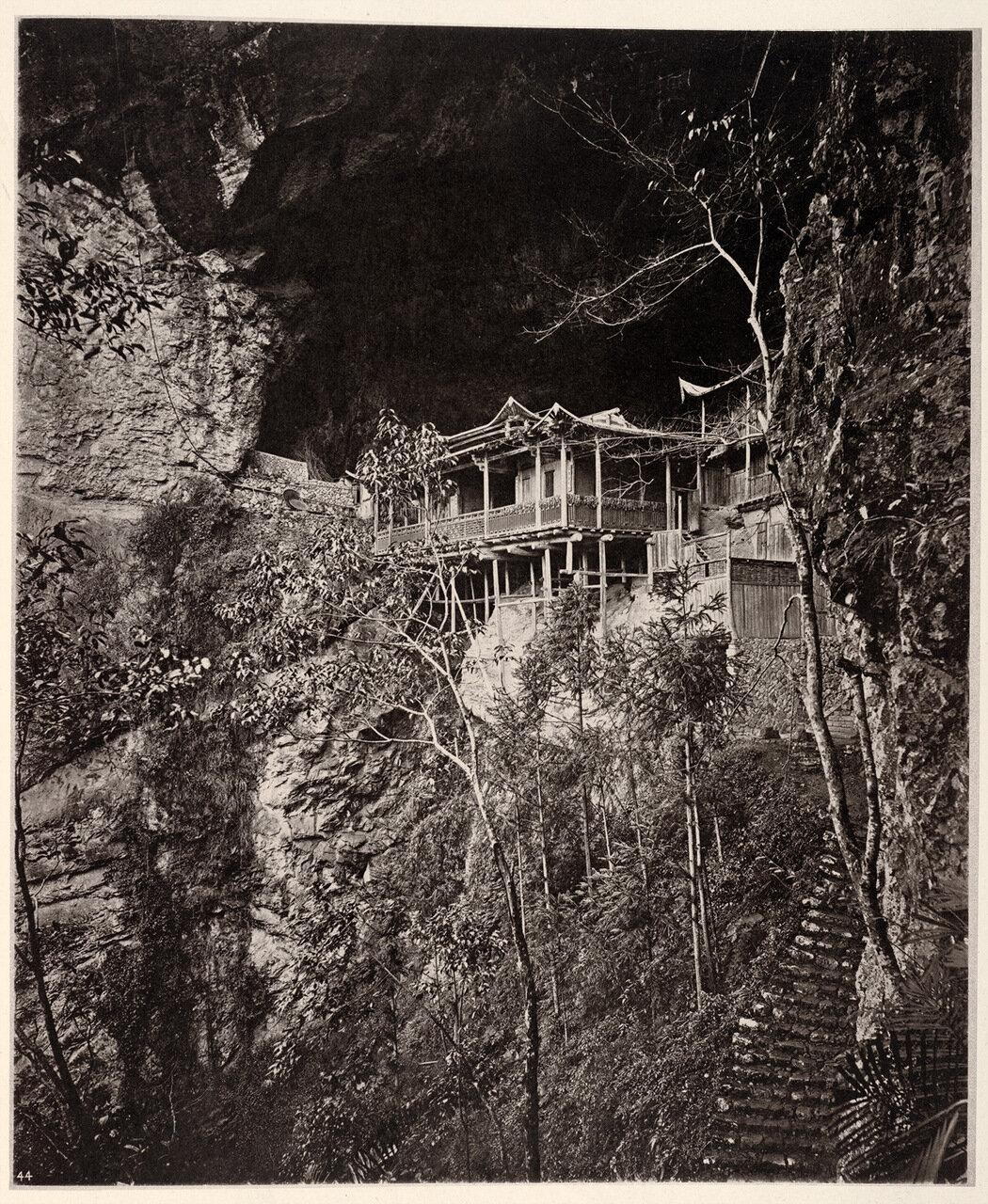 Монастырь в Фучжоу