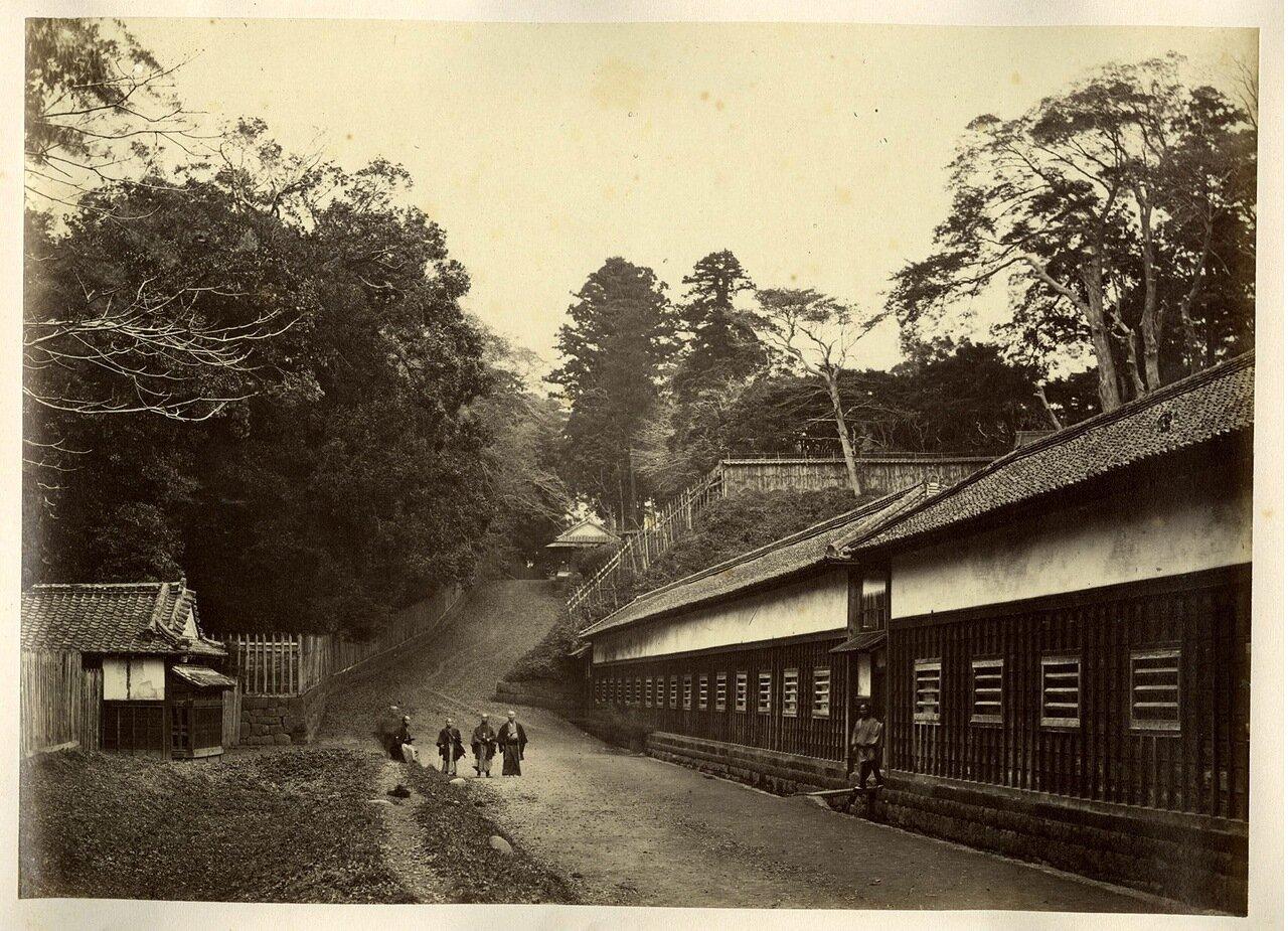Эдо. Дворец Сацума