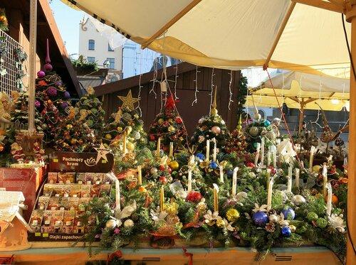 Рождество в Польше - сказочный Краков