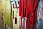 Шторы в стиле фьюжн. пошив  штор и ламбрекенов от швейной мастерской Shtorkin-Dom в Славянске.