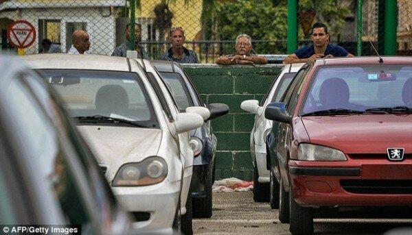 На Кубе настал капитализм: Geely MK стоит $30 тысяч