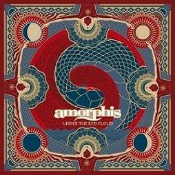 AMORPHIS -  Under the Red Cloud 2015 рецензія