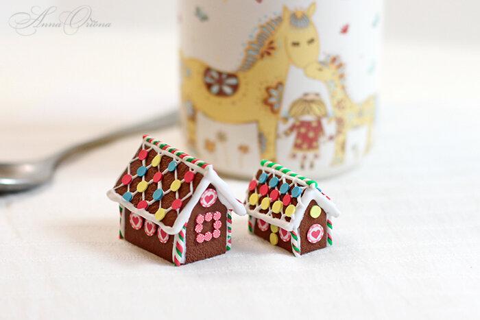 Пряничные домики!